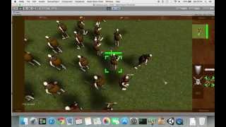 [Unity3d] uRTS: The bridge between RTS and RPG genre games