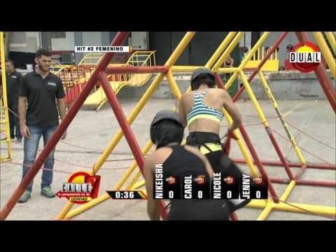 Calle 7 Panamá - Primera competencia Hit 2 Mujeres Feb 8