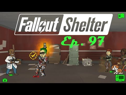 Fallout Shelter Survival Mode Ep. 97