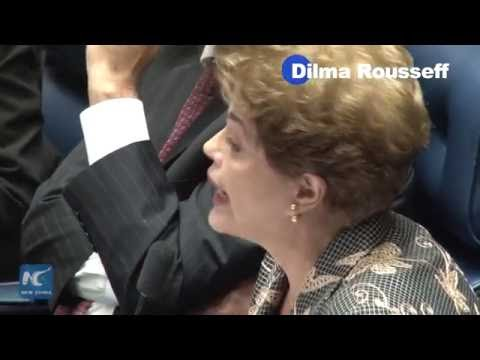 Rousseff, Brazil's first woman president, faces accusers in impeachment showdown