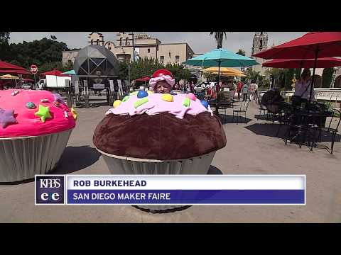 San Diego Maker Faire Coming To Balboa Park