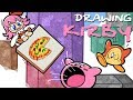 Kirby 64 Dream Friends on Planet Neo Star Speedpaint