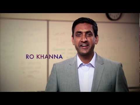 Ro Khanna Announces Run for Congress in California