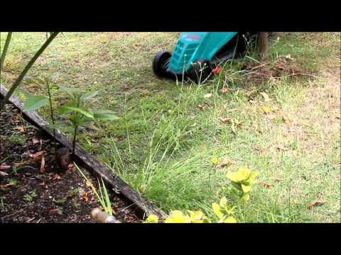 Bosch Rotak 32 Electric Lawnmower Review