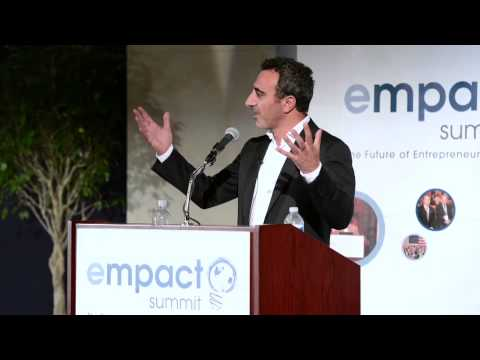 Hamdi Ulukaya, Founder of Chobani, Speaks at Empact Summit