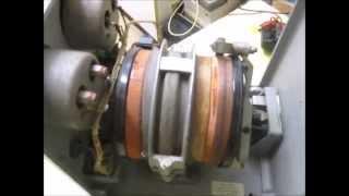 DDR REGEL - TRENNTRANSFORMATOR 0 - 290 Volt 3 - 4 AMPERE