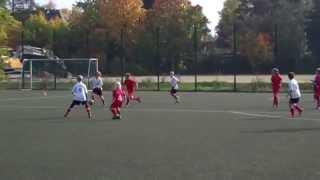 SV Buchholz vs Berolina Stralau E2 vom 04 10 2015