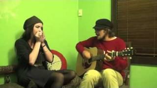 Wagon Wheel - Old Crow Medicine Show (Cover) Performed by Harry Hookey & Nikki Jensen
