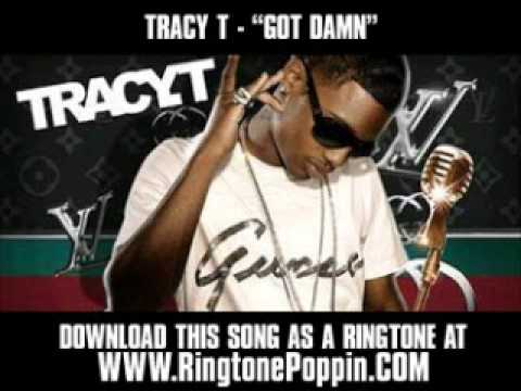 Tracy T - Got Damn ( Produced by Zaytoven ) [ New Video + Download ]