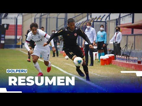 U. San Martin Cajamarca Goals And Highlights