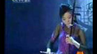 Chinese Erhu music:月舞 Dance to  the moon  二胡:于紅梅、琵琶:趙聰