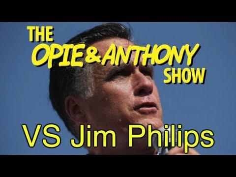 Opie & Anthony: Vs Jim Philips (07/20-08/17/05)