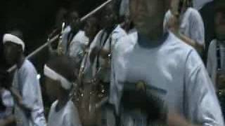 Martin Behrman Charter Middle School Marching Band