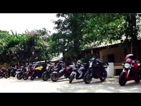 Takhli biker club ทาสีโรงเรียน