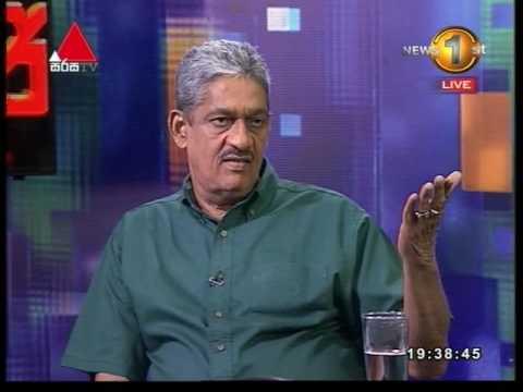 Satana 30 minutes with Field Marshal Min.Sarath Fonseka