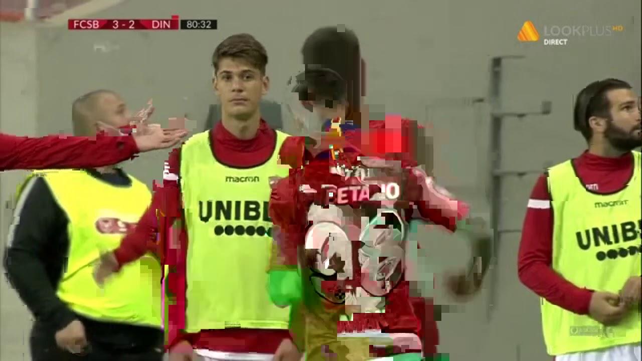 FCSB - DINAMO I Vlad scoate incredibil