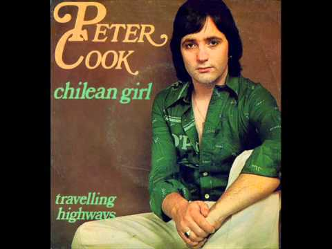 Peter Cook - Chilean Girl