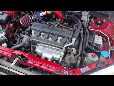 D17 engine removal quick tips. 2001-05 civic