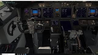 Download X Plane 11 B737 800 Zibo Mod Ryanair Livery Dsa