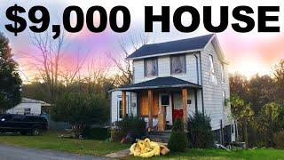 $9,000 HOUSE - CONCRETE BLOCK DEATH MATCH - Ep. 34