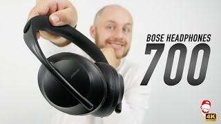 ???? Nový král Noise-Cancellingu? Sluchátka Bose Headphones 700! | WRTECH [4K]