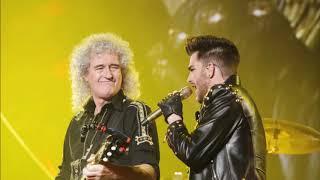 Queen + Adam Lambert. The story in pics