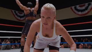 Женский бокс I Хитрый Майк Тайсон прокрался на матч I Очень страшное кино 4