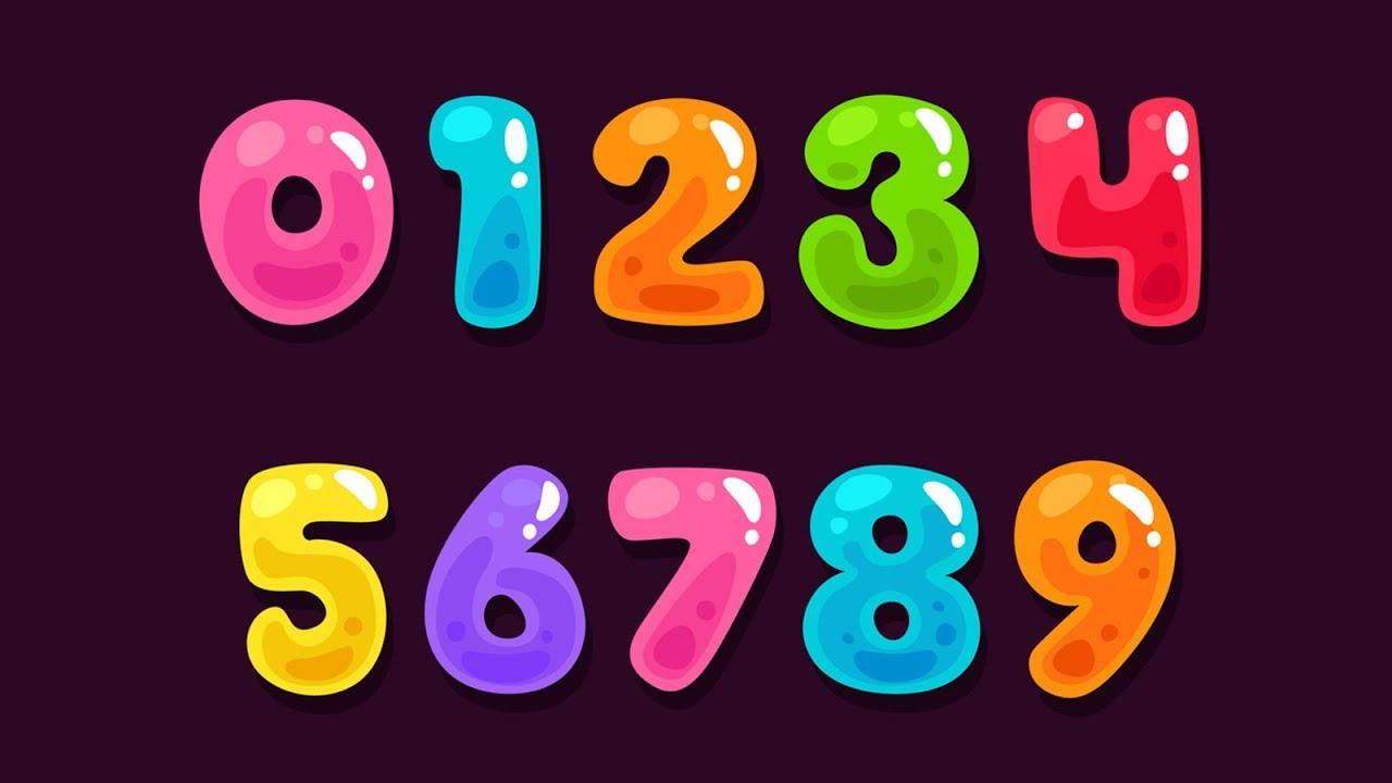 Sayıları Öğren / Rakamları Öğren / Okul Öncesi Eğitici Video