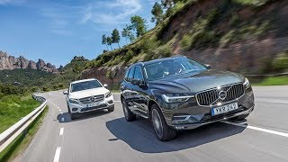 2018 Volvo XC60 Vs 2017 Mercedes GLC