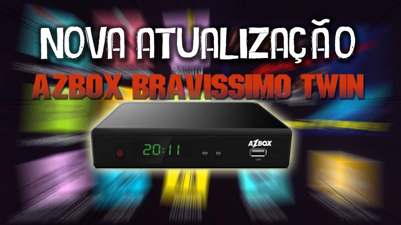 TWIN DO AZBOX BRAVISSIMO ULTIMA BAIXAR ATUALIZACAO