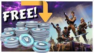2800 V-Bucks For FREE!! | Fortnite {ENDED}
