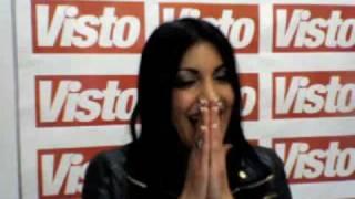 Videochat con Veronica Ciardi del Gf10 - Parte 1
