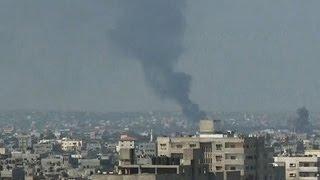 Israel strikes back: Military hits Gaza targets in response to rockets