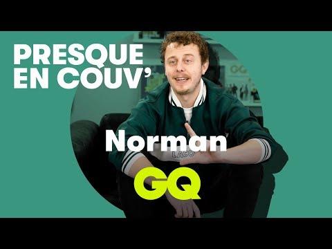 Norman Thavaud : Presque en Couv' | GQ