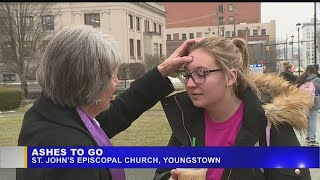 Ash Wednesday; Valley locations offering ashes on the go
