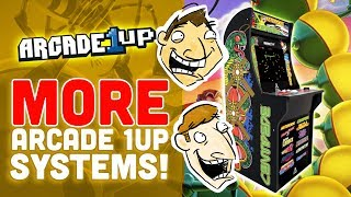 Arcade 1Up Riser and Stools, Different Options To Purchase