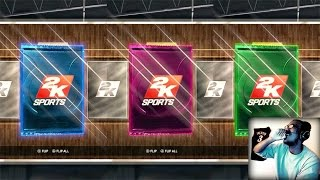NBA 2K15 PS4 MyTEAM - FACECAM Road To Diamond Allen Iverson Pack Opening! Ep. 2