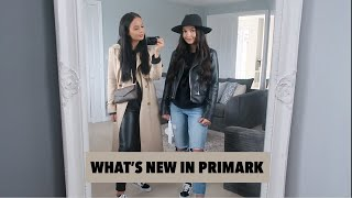 COSY WHAT'S NEW IN PRIMARK - AYSE AND ZELIHA