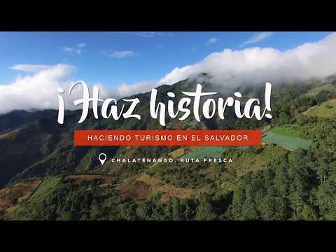 El Salvador Travel:  Haz Historia en Ruta Fresca