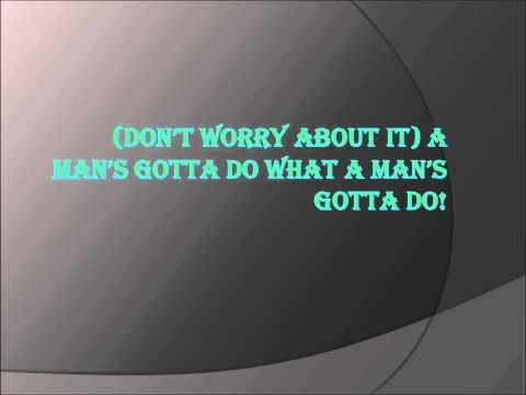 Dr. Horrible's Sing Along Blog: A Man's Gotta Do (With Lyrics)
