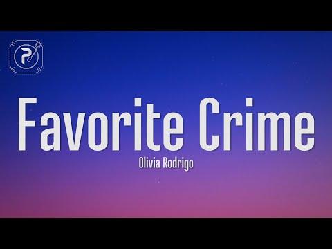Download Olivia Rodrigo - Favorite Crime (Lyrics)