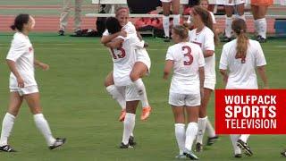 NC State Women's Soccer vs. Elon (August 27th, 2015)