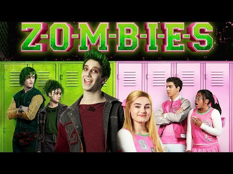 Music  Playlist from ZOMBIES 🎶  🎥 Disney Channel