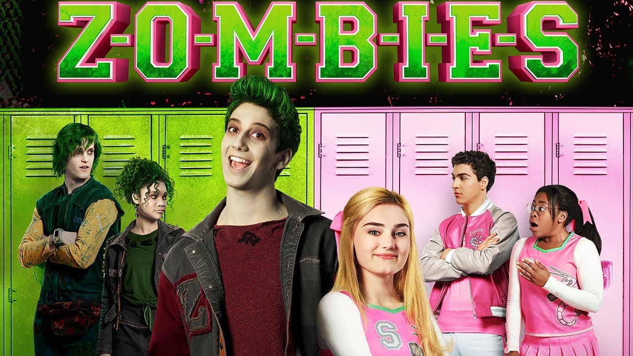 Zombies Music Videos Compilation Disney Channel Youtube