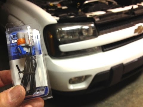 05 Chevy Malibu Headlight Bulb And Socket Replacement Funnycat Tv