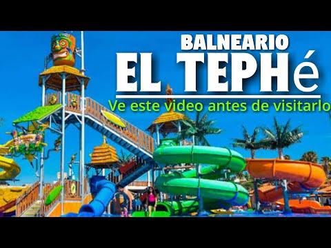 Balneario el Tephe Ixmiquilpan Hidalgo
