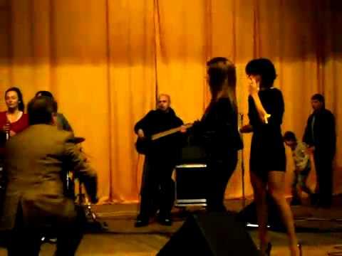 Репетиция Юбилейного концерта группы ВИА Гра