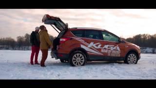 Тест-драйв Ford Kuga 2017(Сегодня у нас на тесте обновленный smart-кроссовер Ford Kuga, который стал еще больше похож на модный гаджет, при..., 2017-01-24T10:19:29.000Z)