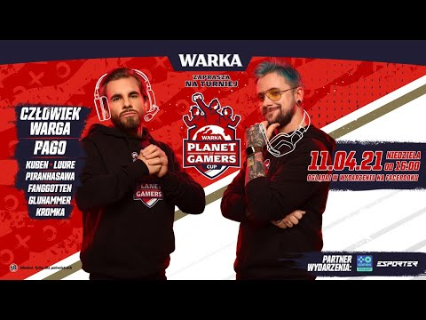 Warka Planet of Gamers Cup