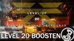 Destiny 2 - Schnell auf Level 20 boosten